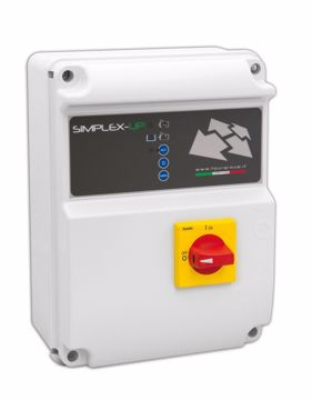 Immagine di QUADRO ELETTRONICO SIMPLEX-UP M/3 MONOFASE