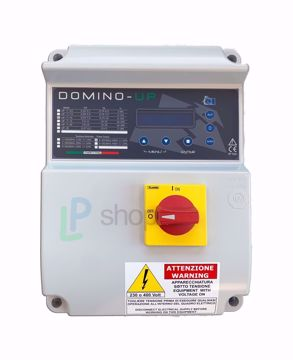 Immagine di QUADRO ELETTRONICO DOMINO-UP M/3 MONOFASE